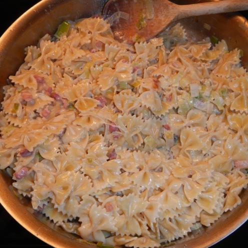 dump in pasta