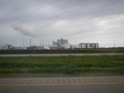 HUGE Ethanol plant