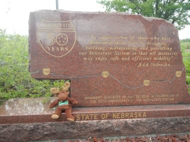 NH Moose in Nebraska