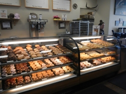 Lots of choices at Cowboy Donuts