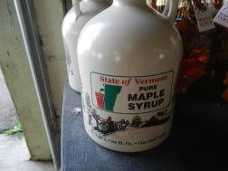 VT maple syrup in Oregon!