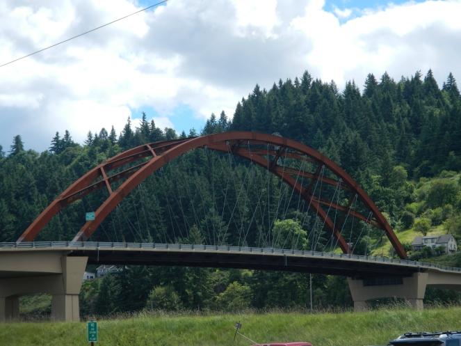 Sauvie Island Bridge