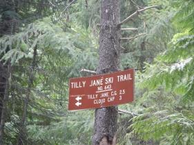 My first Oregon hike
