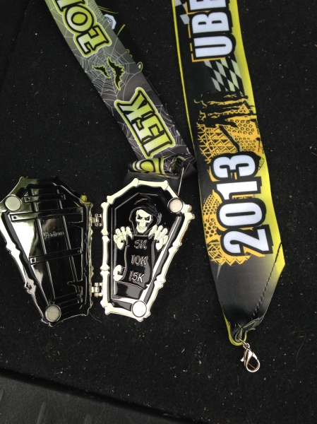 Cool medals!
