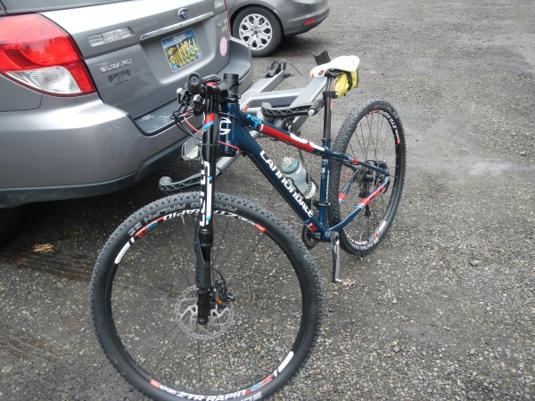 My new Cannondale F29-5