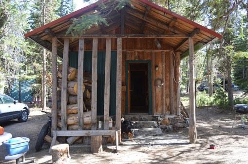 Jay cabin